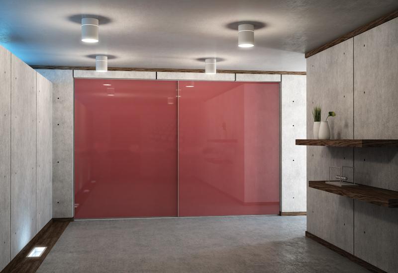 Drzwi przesuwne do szafy indeco Rybnik